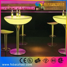 led lighting bar table used portable bar used commercial bar table led inflatable furniture
