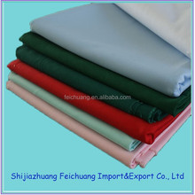 cotton dyed medical uniform fabric