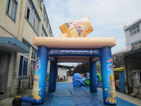 2014 inflatable advertising tent, inflatable air tent for sale