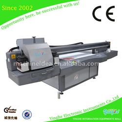 High Pressure Pneumatic low price uv flatbed printer