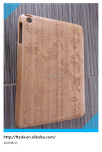 Luxury Bamboo Case for iPad Mini, for ipad wooden case
