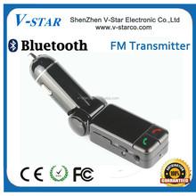 BC06 car mp3 fm modulator, bluetooth handfree fm transmitter car kit, car kit bluetooth mp3 player