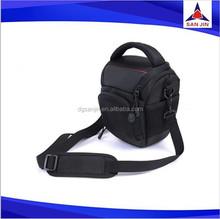 2015 NEW black waterproof nylon camera bag