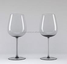 Verre de vin en plastique pour noël, En plastique dur verre de vin