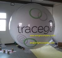 corporate advertising helium ballon