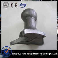Advanced Germany machines factory directly 2015 best selling ductile iron lost foam casting GG20