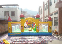 cheap inflatable bouncer slide combo /juegos inflables