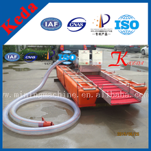 Export to Papua New Guinea 4 Inch Mini Gold Dredger
