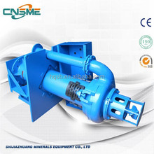 Vertical Spindle Pumps for river water suction and slurries