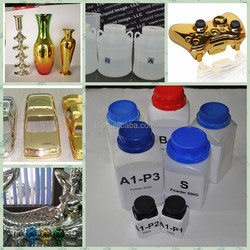 chrome coating material supplies chemical powder for chrome paint