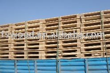free fumigation wood pallet with plywood board