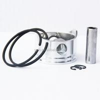 Manufacture price for kubota piston ring /generator gasoline engine part forged aluminum pistons/compressor piston pin clip