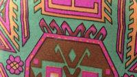 Rayon/Polyester caftan fabric china distributor
