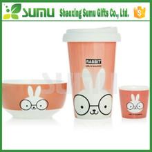 Alibaba Wholesale Factory Price Coffee Mug Rubber Lid