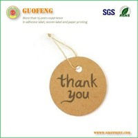 """48 Thank You! Envelope Seals / Labels / Stickers, 1.2"""" Round"""