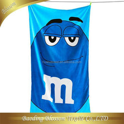 new product 2013 Ultra lightweight soft absorbent beach towel with hood