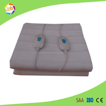 solid color polyester fabric and filling quilted blanket