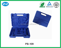 China professional manufacturer blue plastic hand tool box