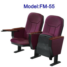 No.FM-55 Hot sale plastic pads church seating