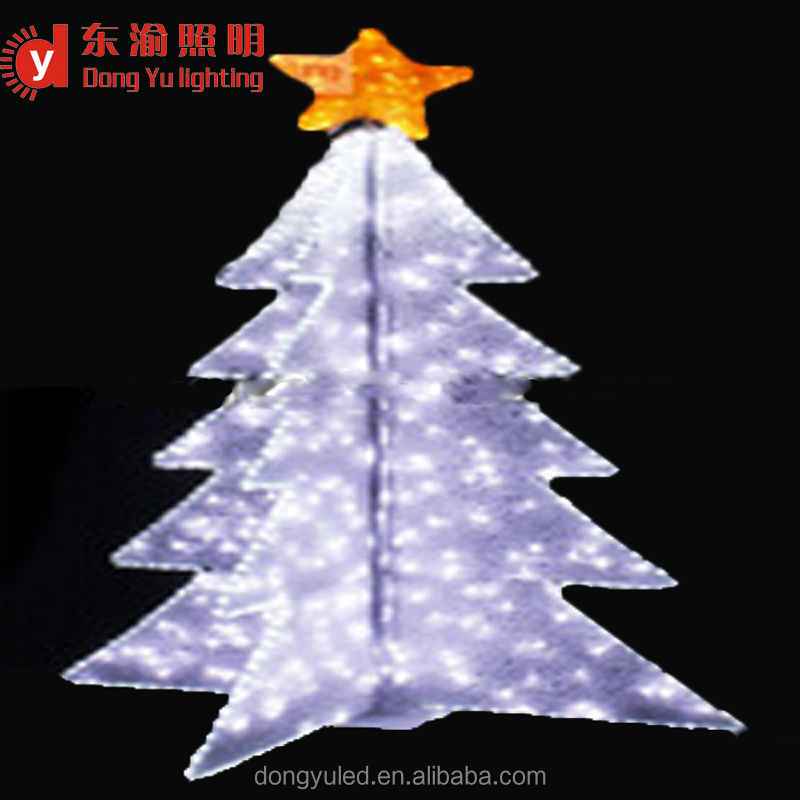 white outdoor lighted christmas trees led spiral christmas tree. Black Bedroom Furniture Sets. Home Design Ideas