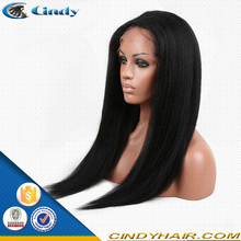 the hair fairy cheap indian virgin remy light yaki full lace wigs with bangs