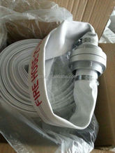 Parts Rubber fire hose fabric
