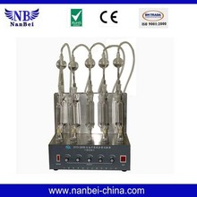 Petroleum products x-ray fluorescence sulfur analyzer