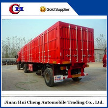 van/box trailer from china color optional