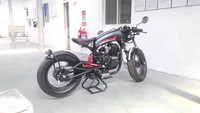 250cc retro street motorcycle
