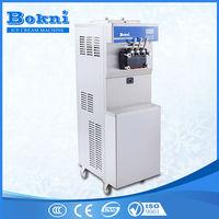 Low price frozen yogurt shop equipment/ frozen yogurt ice cream equipment for commercial market