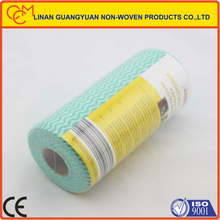 household cleaning materials with 100 pieces a roll