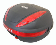 PP(CLASS A) plastic motorcycle top case