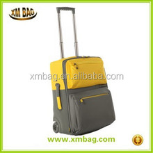 Top Selling Outdoor Sport Use Nylon Material duffle bag luggage duffel bag with trolley