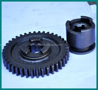 20 CrMnTi Professional Hobbing Custom Spur gear for gear for paper shredder/ gear rack & Pinions made in china