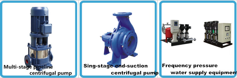 Single-stage single-suction no-blocking centrifugal submersible pump