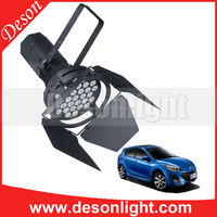 31x10w LED Theater Motor Exhibition Par Can Car Show Lights