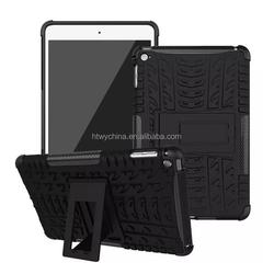 2 in 1 hybrid armor waterproof case for iPad mini 4