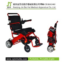 Put in Vehical Trunk folding electric wheelchairs for children