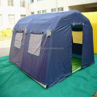 Outdoor or family used folding and portable work delicate inflatable tent