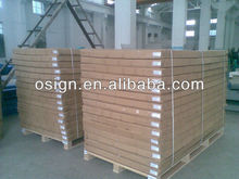 PP fluted board,E-friendly coroplast pp boards