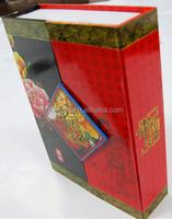 FDT custom top quality cardboard festival gift Chinese tea package box