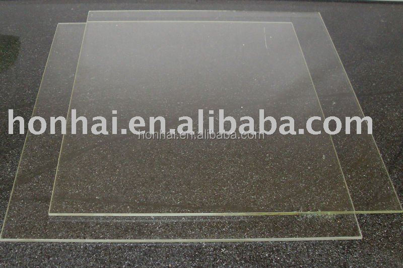 5mm Heat Resistant Pyrex Borosilicate 3 3 Float Glass For Fireplace Buy Borosilicate Float