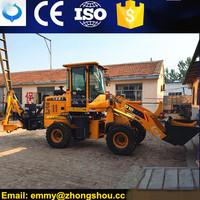 ZL-20 Type cheap backhoe loader excavator for sale in Dubai