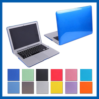 C&T Sleek Crystal Clear Hard Shell Case Snap Protective Cover for Apple MacBook Air 11.6""
