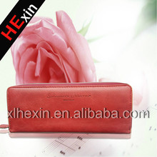 Women Long style PU wallet for ladies 2015