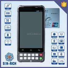 Android handheld bar code scanner, hand held barcode scanner