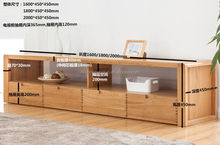 High quality hot selling glass design lcd wooden TV stand