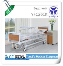 A4YFC261K 2 cranks hospital adjustable bed mechanism