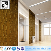 new design rattan for revanda decoration wall deco 3d panel
