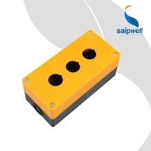 SAIP/SAIPWELL 135*68*50 IP65 Electrical High-strength insulation ABS Indicator Light Box China Enclosure